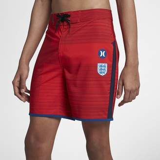 "Hurley Phantom England National Team Men's 18"" Board Shorts"