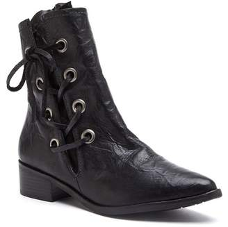 Matisse Proper Leather Corset Boot