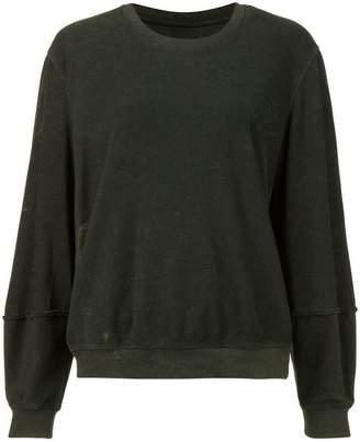 Raquel Allegra baggy fit sweatshirt