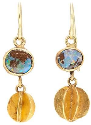 Judy Geib Women's Whirligig Drop Earrings