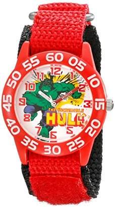 Marvel Kids' W001725 Hulk Analog Display Analog Quartz Watch