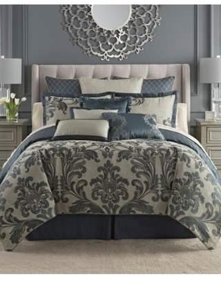 Waterford Everett Reversible Comforter, Sham & Bed Skirt Set