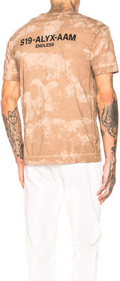 Alyx Camo Collection Tee in Campo Taupe | FWRD