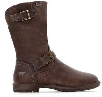 Womens 1229-506-365 Boots, Mokka-Erde Mustang