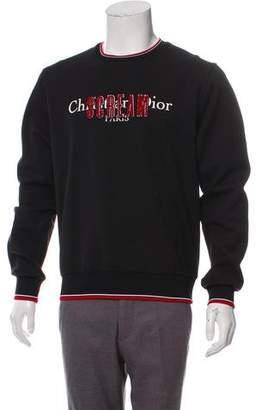 Christian Dior 2017 New Wave Rouge Scream Anniversary Sweatshirt