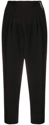 Elisabetta Franchi cropped trousers