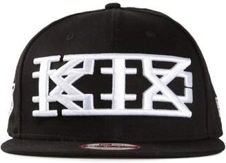 Kokon To Zai embroidered baseball cap