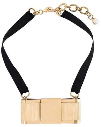 Dolce & Gabbana bow necklace