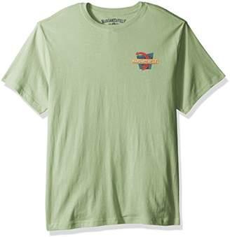 Margaritaville Men's Short Sleeve Livin The Weekend T-Shirt
