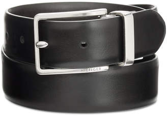 Tommy Hilfiger Men Feather-Edge Reversible Belt