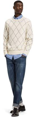 Tommy Hilfiger Argyle Crewneck Sweater