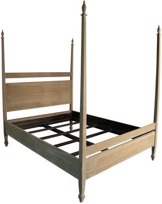 Noir Qs Venice Bed