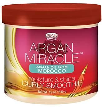 African Pride Argan Miracle Curly Smoothie