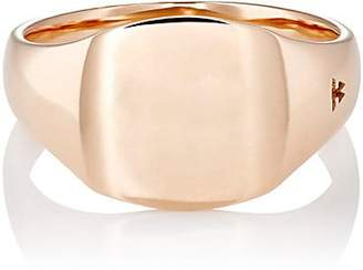 Tom Wood Women's Mini Signet Cushion Ring