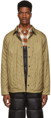 The North Face Reversible Tan Fort Point Jacket