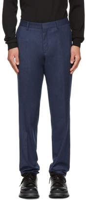 BOSS Navy Gains-WG Trousers
