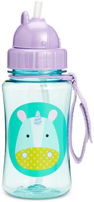 Skip Hop Unicorn Zoo Straw Water Bottle