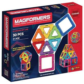 Magformers Standard 30 Piece Construction Set
