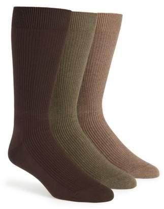Nordstrom 3-Pack Socks