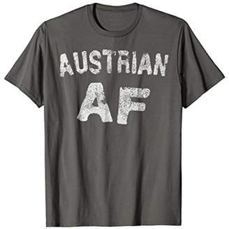 Abercrombie & Fitch Throwback 1980s Style Austrian T-Shirt