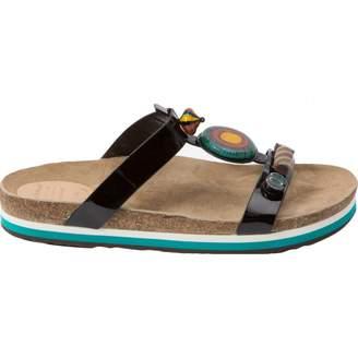 Maliparmi Patent leather sandals