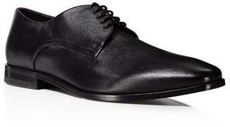 ba62ff0eee7 BOSS Men s Highline Embossed Derby Plain Toe Oxfords - 100% Exclusive