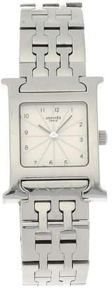 Hermes Heure H PM Watch - Vintage