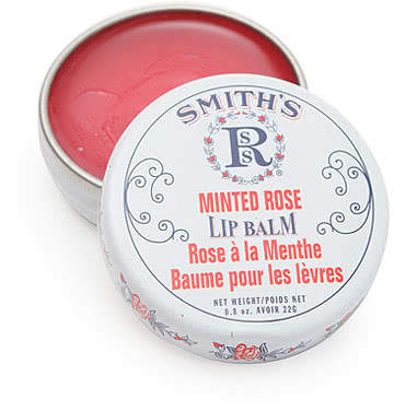 Smith's Rosebud Salve Minted Rose Lip Balm