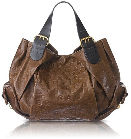 Marc By Marc Jacobs Dreamy Logo Birdie Hobo