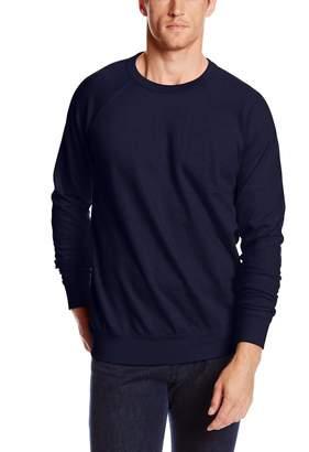 MJ Soffe Soffe Men's French Terry Crew Sweatshirt