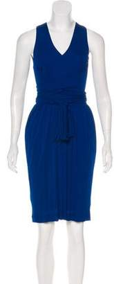Lida Baday Jersey Knee-Length Dress