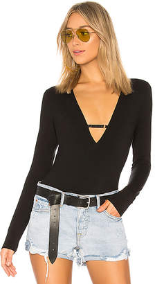 Alexander Wang Stretch Bodysuit