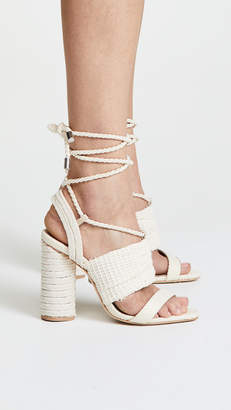 Schutz Lenice Strappy Sandals