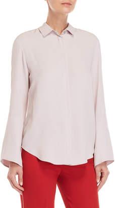 Les Copains Bell Cuff Shirt