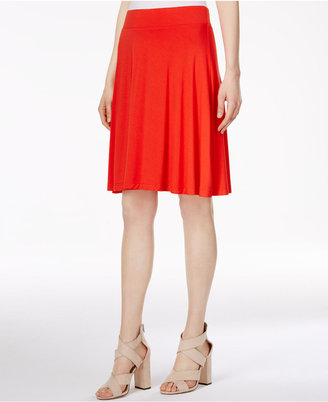 Maison Jules Pull-On A-Line Skirt, Only at Macy's $39.50 thestylecure.com