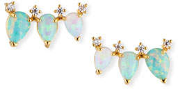 Tai Opal Trio Earrings