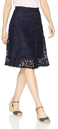 Adrianna Papell Women's Fit and Flare lace Skirt