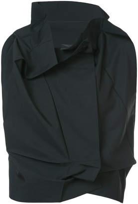 Issey Miyake 132 5. layered sleeveless blouse