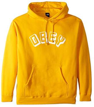 Obey Men's New World Hooded Sweatshirt