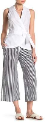 Trina Turk Sacramento Stripe Wide Leg Pants