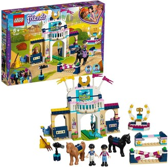 Lego Friends Friends 41367 Stephanie's Horse Jumping