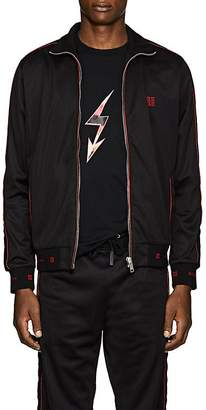 Givenchy Men's Logo Jersey Track Jacket