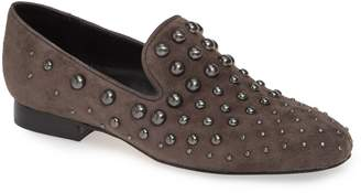 Donald J Pliner Loyd Studded Loafer