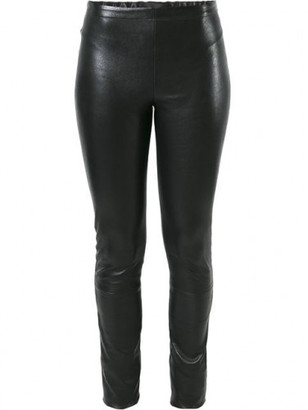 Haider Ackermann lambskin leggings $2,175 thestylecure.com