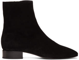 Rag & Bone Black Aslen Suede Boots