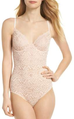 DKNY Classic Lace Unlined Demi Body