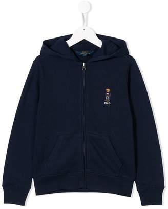 Ralph Lauren Kids basic zipped jacket