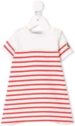 Moncler striped T-shirt dress