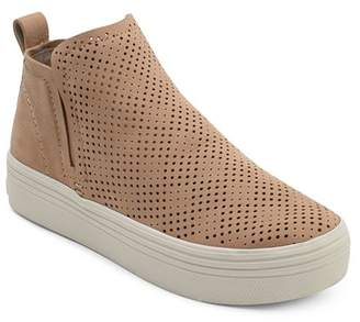Dolce Vita Women's Tate Perforated Leather Slip-On Sneakers
