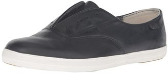 Keds Women's Chillax Leather Fashion Sneaker $30.12 thestylecure.com